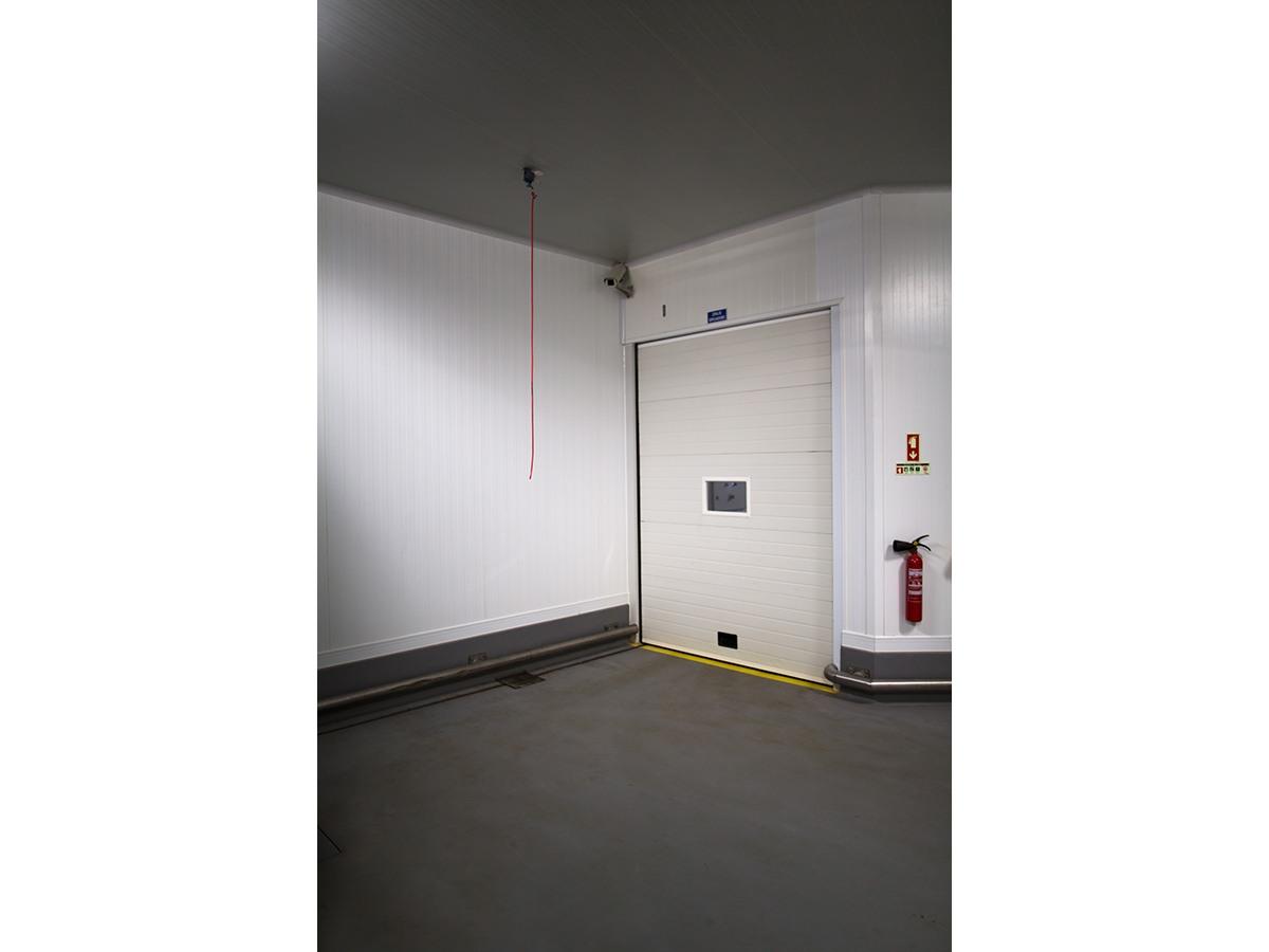 Puerta para refrigeración