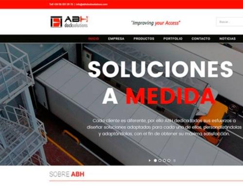 Nueva web e imagen corporativa